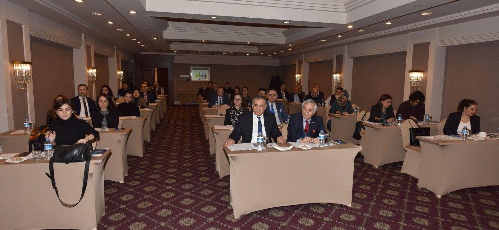 Trabzon'da kalite yönetim sistemi revizyon eğitimi yapıldı
