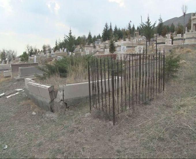 5 aylık bebek mezara gömülü bulundu