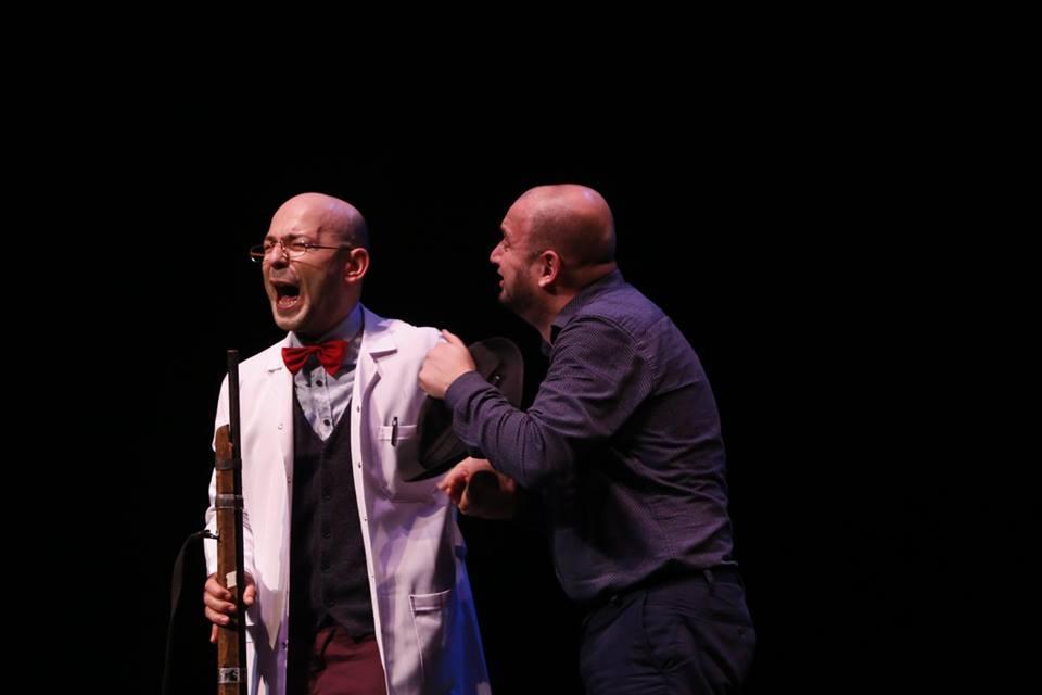 'İntiharın genel provası' Trabzon'da sahneleniyor