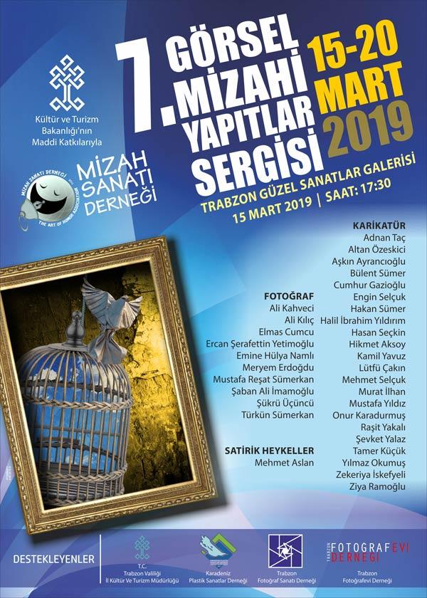 Trabzon Mizahla buluşacak