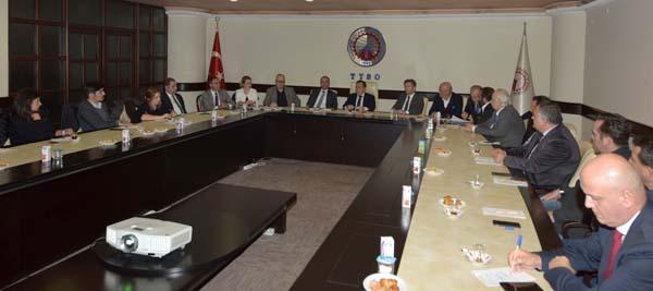 Trabzon'da turizmin geleceğini konuştular