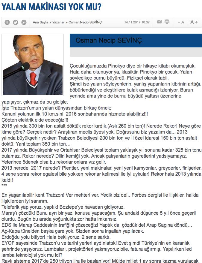 Gümrükçüoğlu'nun eski belediye başkan yardımcısından çok ağır sözler