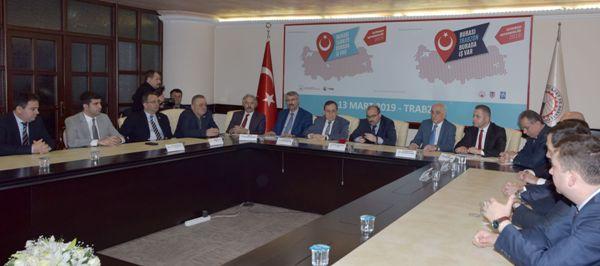 Trabzon'da iş dünyasına İstihdam Seferberliği çağrısı