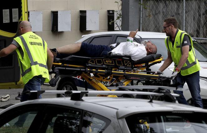 Camiye saldırı! Çok sayıda ölü var