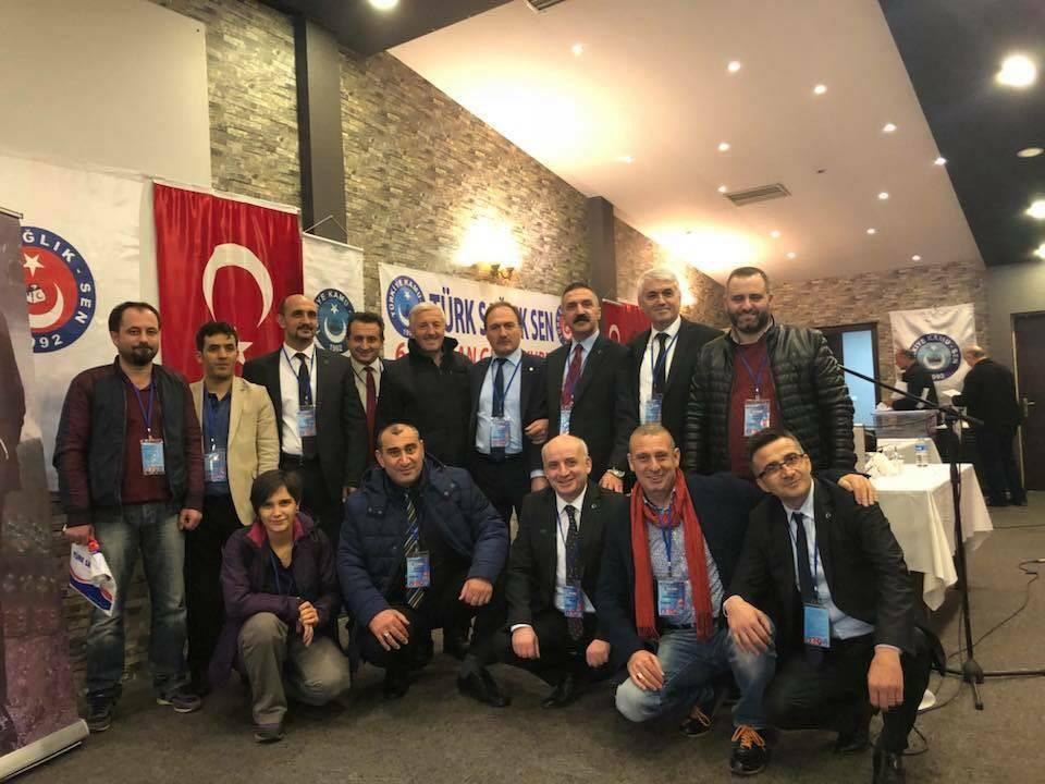 """Mustafa Serdar'den Memur Sen'e taş; """"Çalışanın temsilcisi biziz"""""""