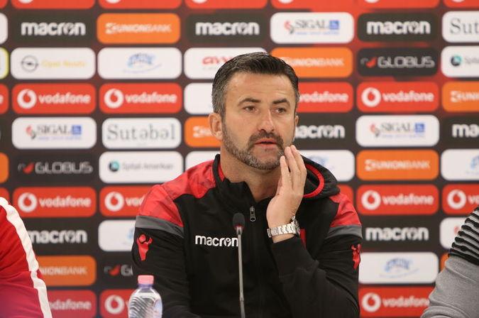 Milli maç sonrası Arnavutluk'ta flaş karar