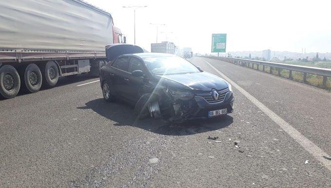TÜİK Başkanı trafik kazası geçirdi!