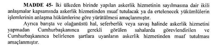 AK Parti ve CHP'den askerlik sistemi açıklaması