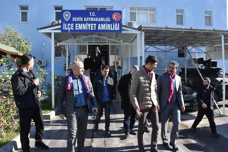 Kızıltepe'de tarih yazdık Derik'te acıları paylaştık