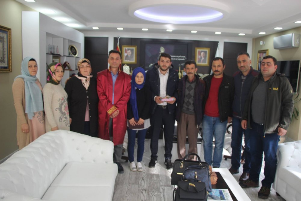Şehit Eren Bülbül'ün ağabeyi evlendi