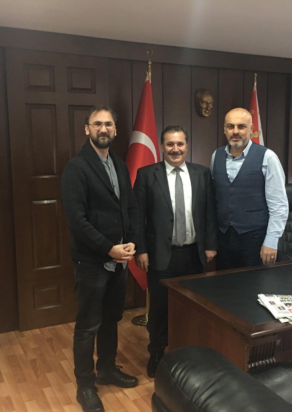 """Trabzon Emniyet Müdürü Orhan Çevik Haber61'e konuştu; """"Sahadan geldim"""""""
