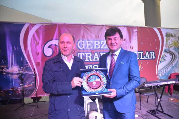 Gebze'de Trabzon fırtınası