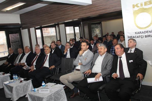 KFMİB Genel Kurulu yapıldı: Edip Sevinç...