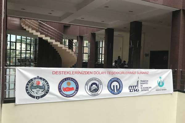 TSİAD'dan öğrenci organizasyonuna destek