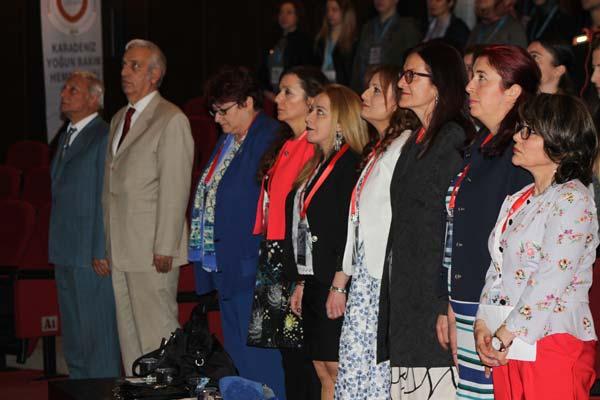 Yoğun Bakım Hemşireliği Kongresi sona erdi