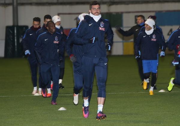 Trabzonspor Fenerbahçe'ye hazır