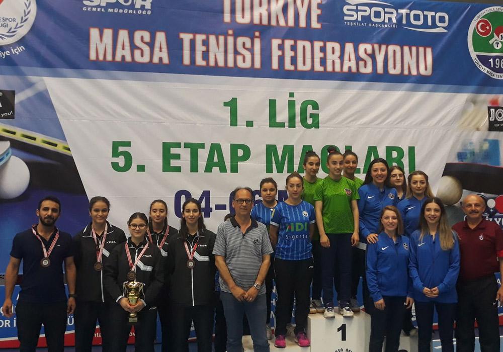Trabzonspor kadın takımı Süper Lig'de