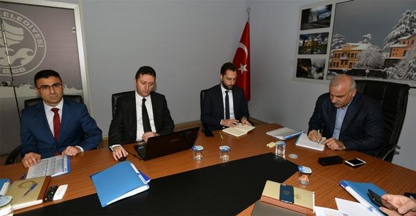 Başkan Zorluoğlu toplantılara başladı