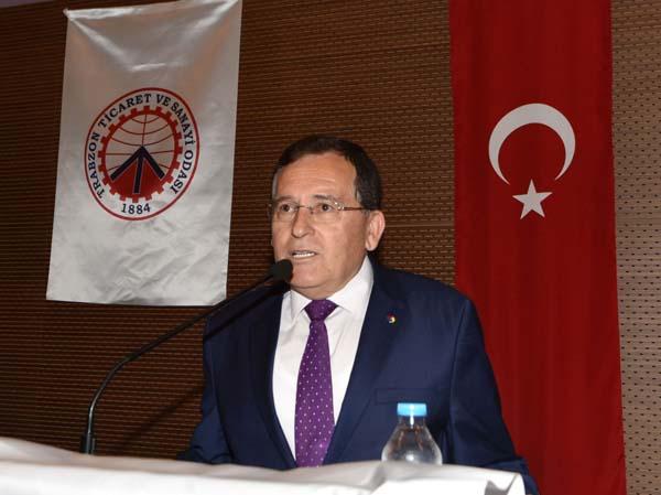 Trabzon, TTSO iftarında buluştu
