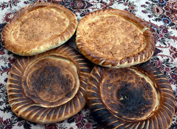 Orta Asya ekmeği 'Nan'a ilgi