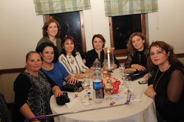 100'üncü Yılın Kadınları Stres attı!