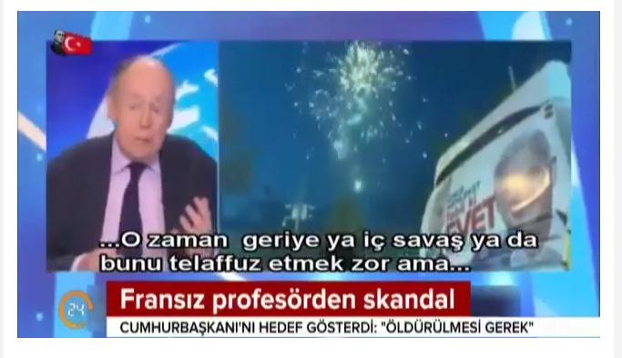 Erdoğan için korkunç sözler: Öldürülmesi lazım! 3