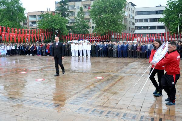 19 Mayıs Trabzon'da kutlandı