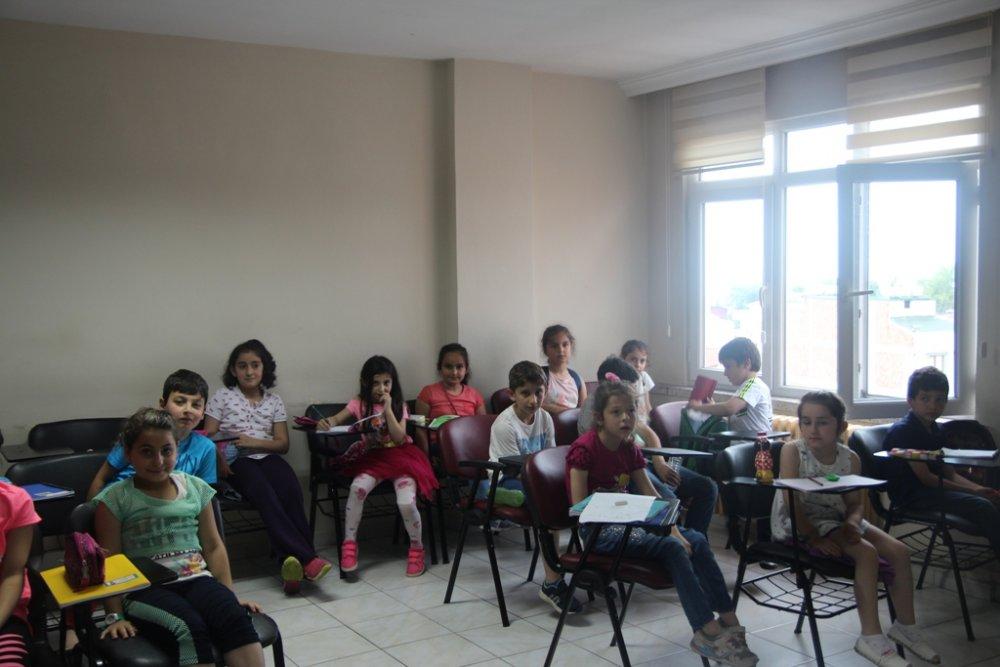 Trabzon'da yaz okullarından 1835 öğrenci yararlandı