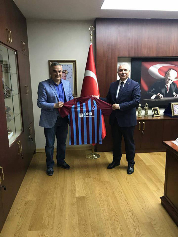 Muş'ta Trabzonspor sevgisi
