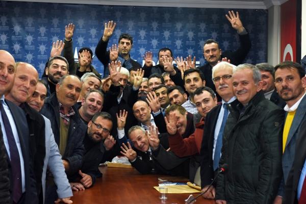 Altunbaş'tan istikrar ve demokrasi vurgusu