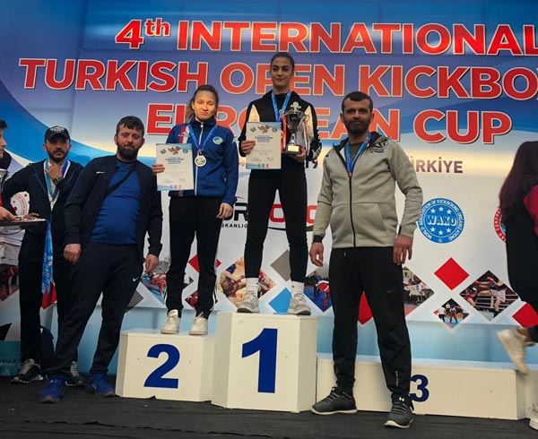 Antalya'dan Trabzon'a madalyalarla ile döndüler
