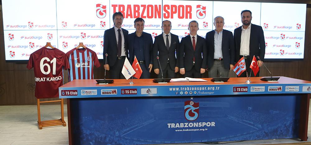 Trabzonspor'a yeni sponsorluk