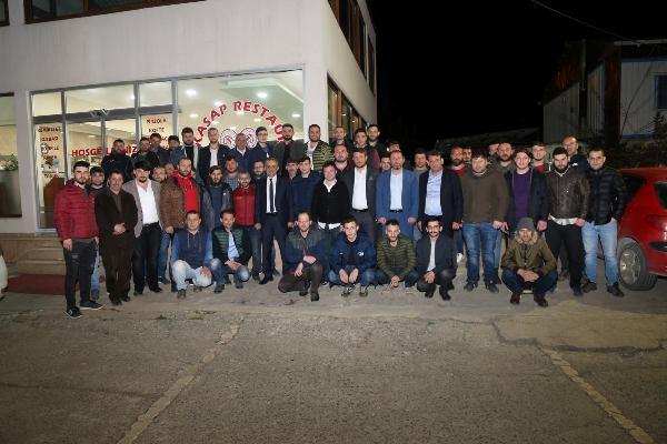 """Başkan Sağıroğlu gençlere seslendi: """"Aramıza Nifak tohumları girmesin"""""""