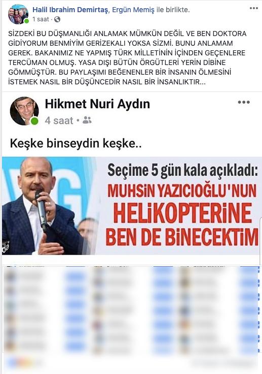 Süleyman Soylu'ya 'keşke' paylaşımı sosyal medyayı salladı