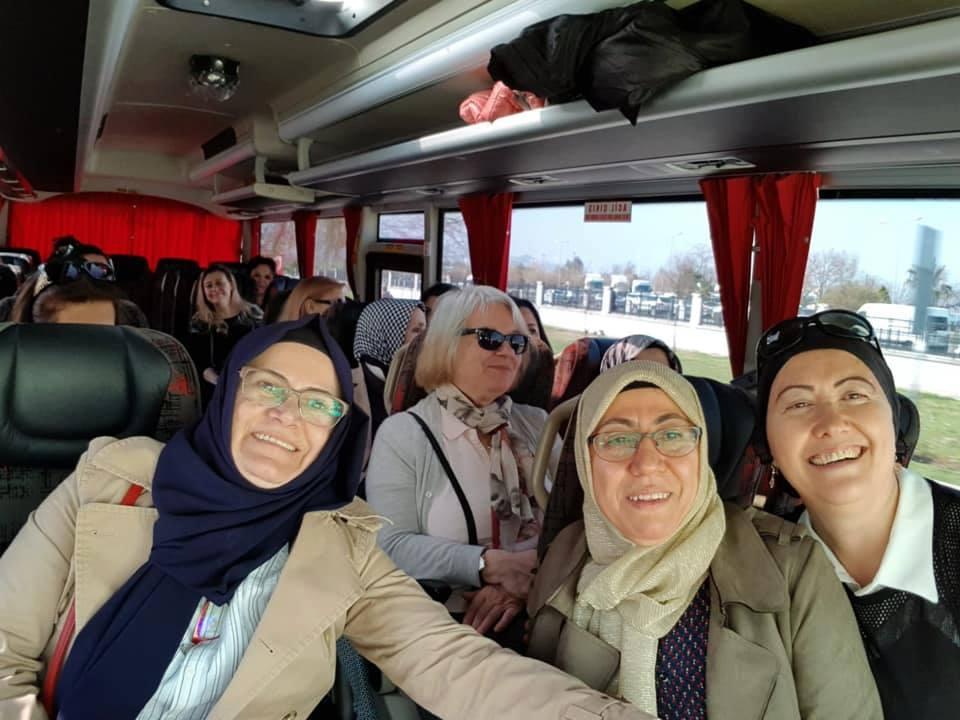 Gurbetçiler Karadeniz'e hayran kaldılar