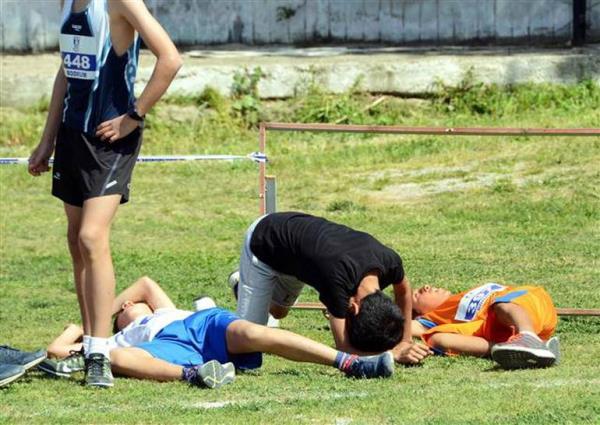 Atletizm skandalına bakanlık soruşturması!