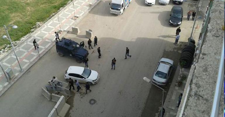 Emniyet'e bombalı saldırı girişimi!