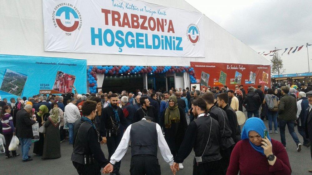 İstanbul'da Trabzon Günleri 'Bayram' coşkusuyla kutlandı