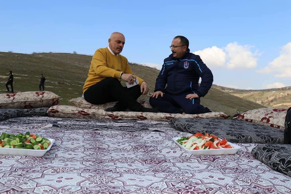 Siirt'i Bordo Mavi yapan Atik bir Vali, Ali Fuat Atik…