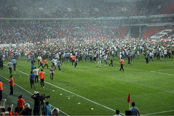 Süper Kupa'daki olayların faturası kesildi!