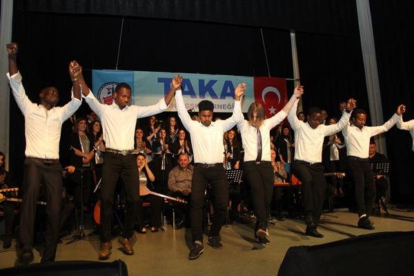 Trabzon'da türkülere Diyar Diyar yolculuk..