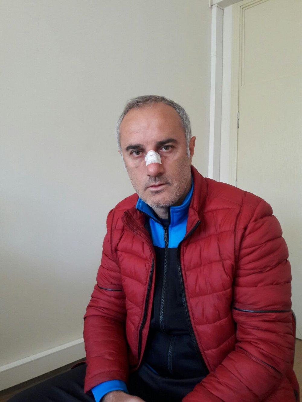 Trabzon'dan öğrenci öğretmeni dövdü!