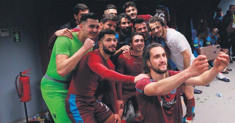 Bursaspor Trabzonspor maçının ilginç özelliği