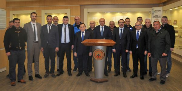 Bartın heyetinden Trabzon'a ziyaret - Karadeniz'de 500 bin turist