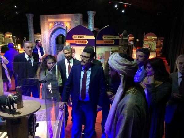 Türk İslam Bilginlerinin buluşları Trabzon'da tanıtıldı
