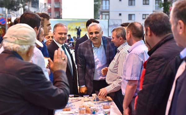 Anadolu Ramazan gelenekleri Trabzon'da yaşatılıyor