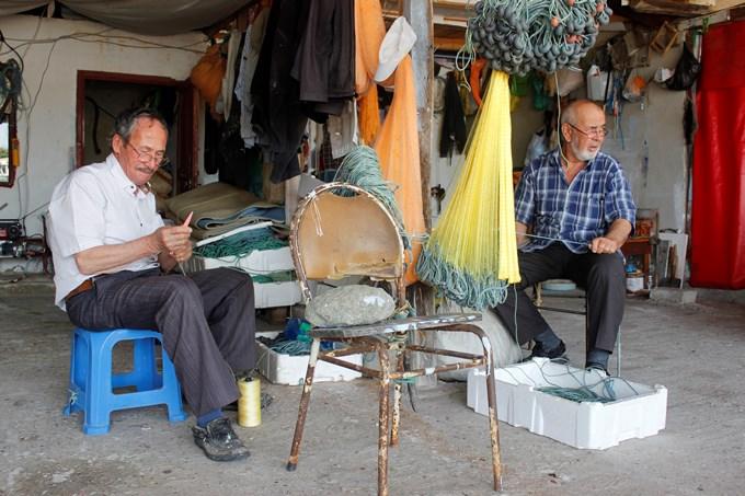 Balıkçılar gelecek sezona hazırlanıyor
