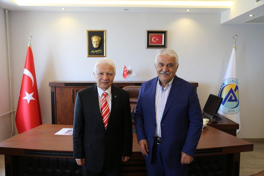 KTÜ eski Rektörü Özen Avrasya Üniversitesinde