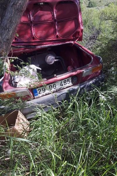 Gümüşhane'de iki ayrı kaza! 9 Yaralı