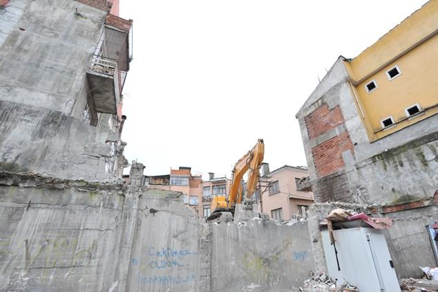 Trabzon Pazarkapı'da sona doğru